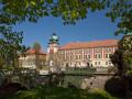 Łańcut. Muzeum-Zamek. fot. UMWP Krzysztof Zajączkowski