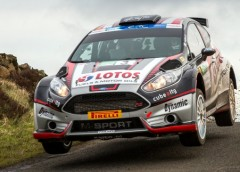ERC Rally Rzeszow entry list (Update)