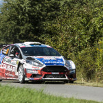 After SS10: Tight battle for ERC podium place in Poland