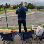 43 free fans zones during Rally Rzeszow!