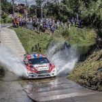 Day report: Bouffier wins, Kajetanowicz takes ERC title lead at home