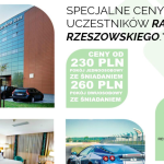 Special offer of the Hilton Garden Inn Rzeszów