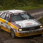 Polish Historic Rally Championship: Olchawski's rally, Zaleski's titles