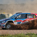 Project of Polish Rally Championship (RSMP) 2019 calendar