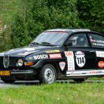 Historyczne auta w MARMA 29. Rajdzie Rzeszowskim
